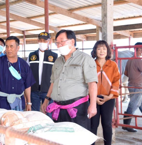รมช ประภัตร ดันเกษตรกรเลี้ยงควายไทย สร้างมูลค่าหลักล้าน